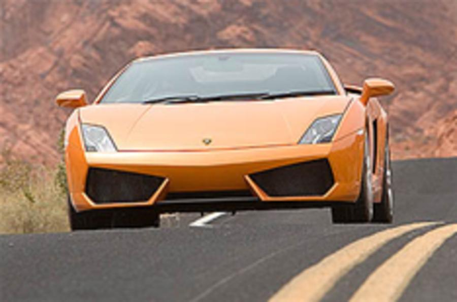 Lamborghini confirms LP560 options