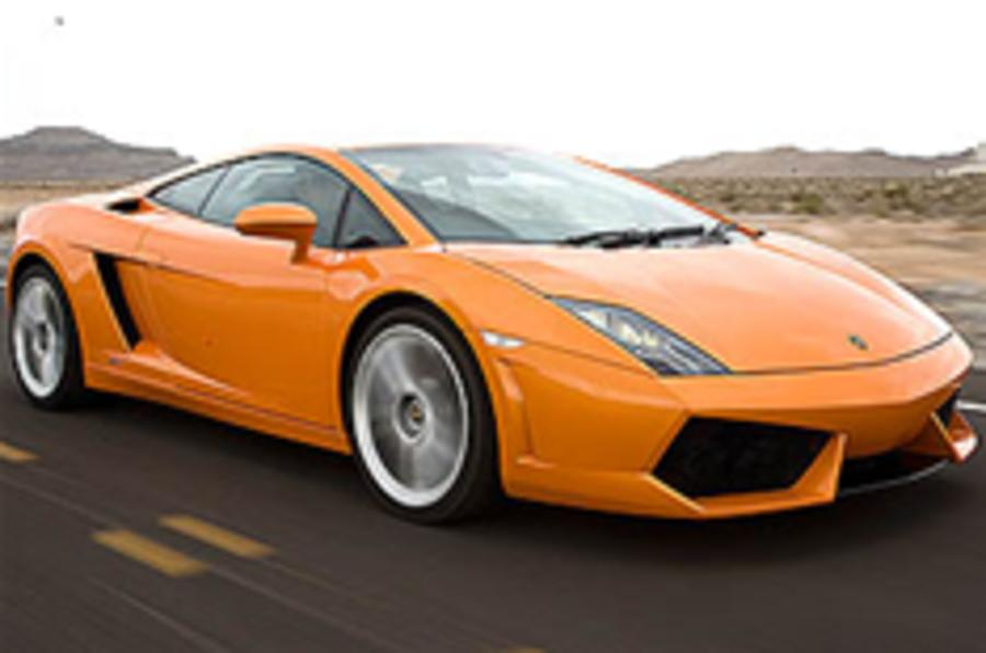 Driven: Lamborghini Gallardo LP560-4