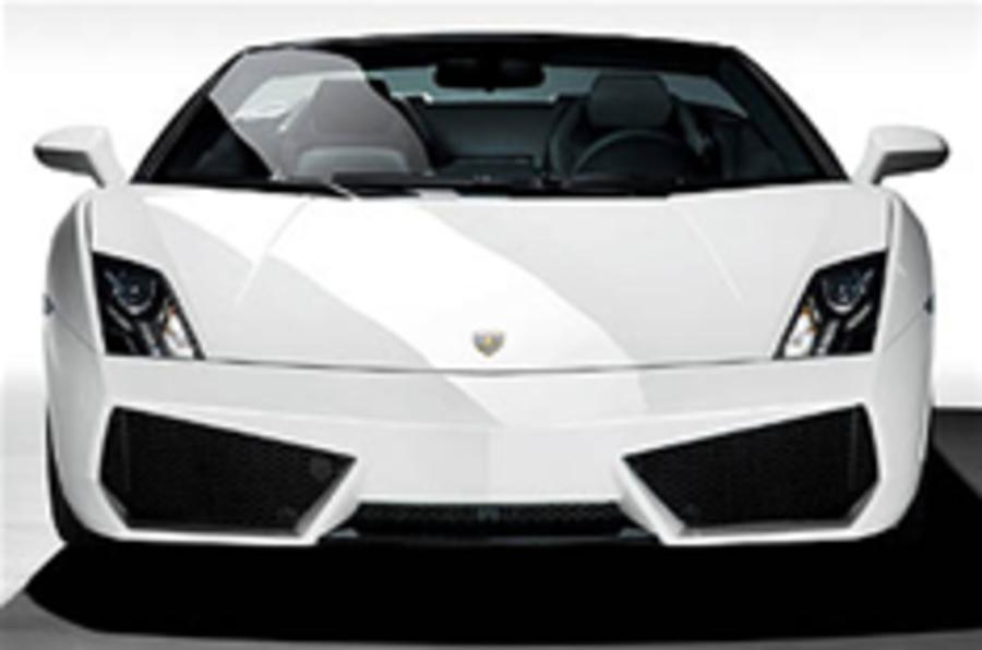 Lamborghini halts production