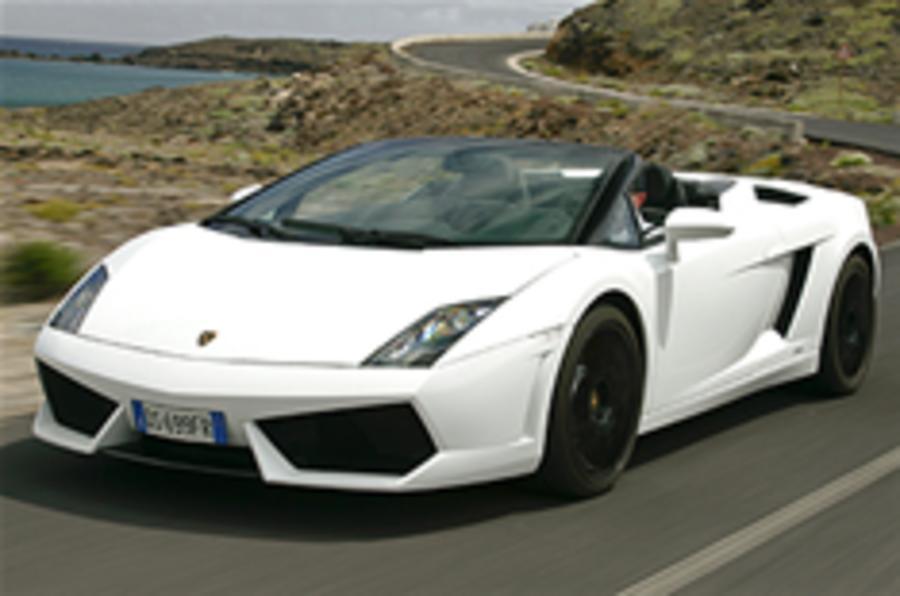 Lamborghini's record profits