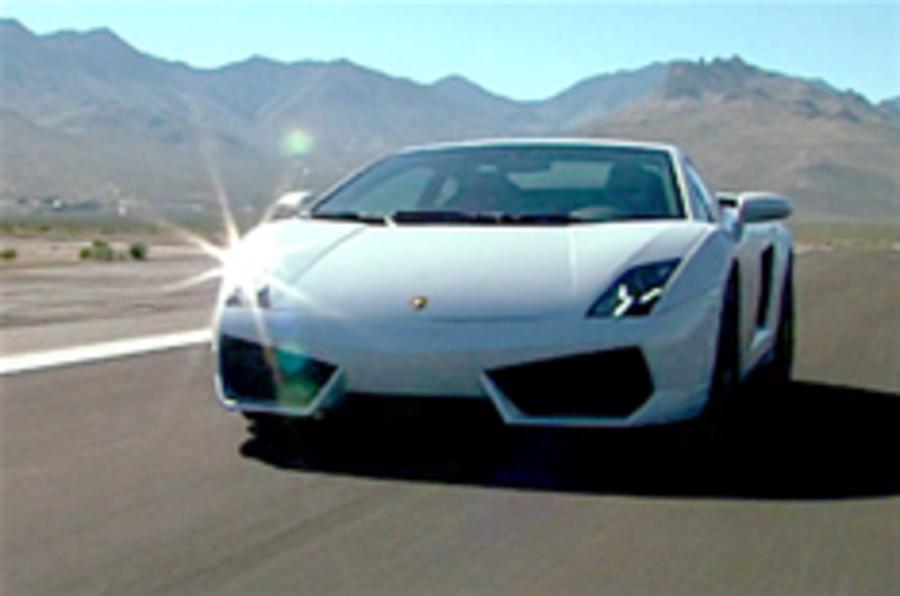On video: Lamborghini Gallardo LP560-4