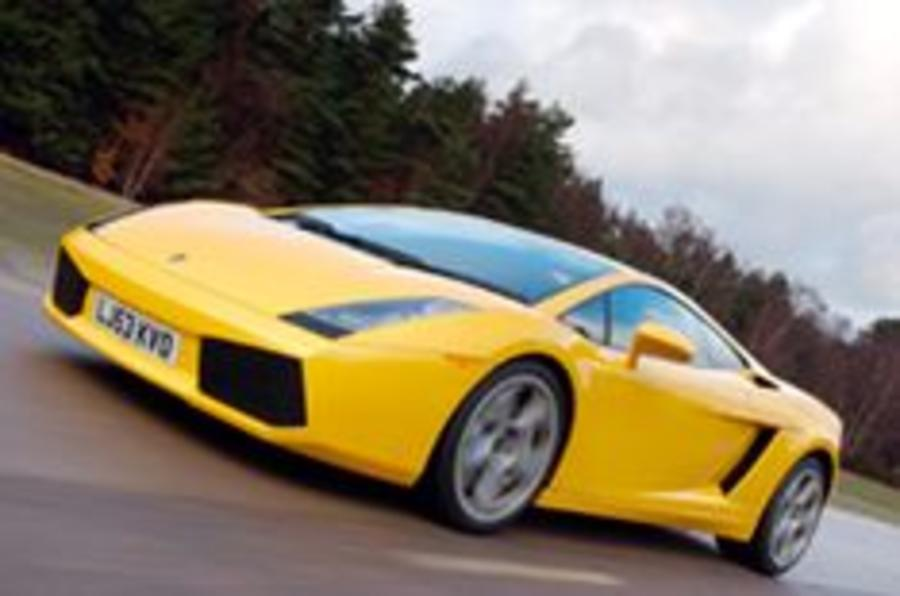 Buy a Lambo for 92 per cent off