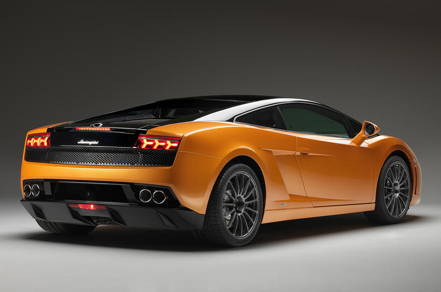 Lambo launches special Gallardo