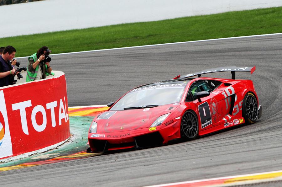Lambo to unveil 'super sports car'