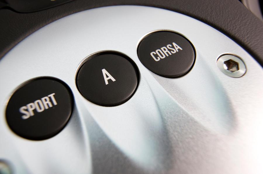 Lamborghini Gallardo automatic gearbox