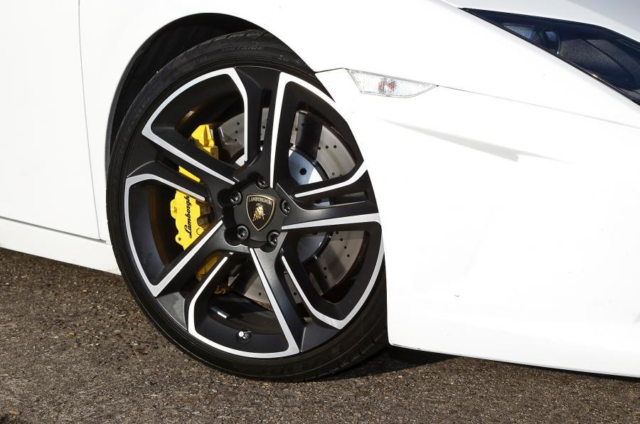 19in Lamborghini Gallardo LP560-4 alloys