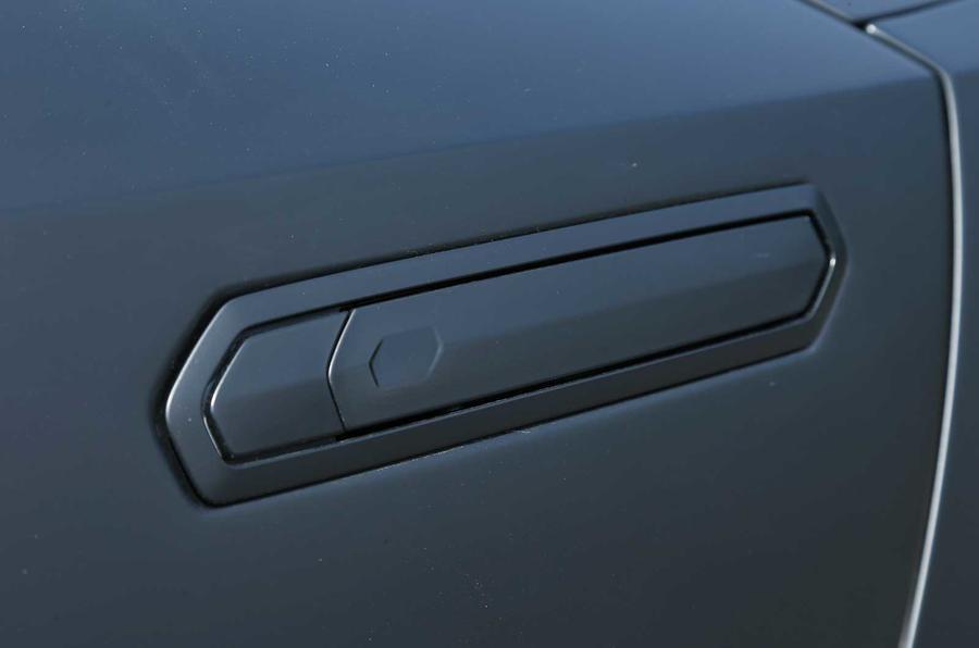 Lamborghini Huracan LP610-4 door handles