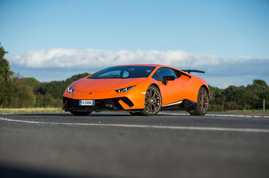 Lamborghini Hurac 225 N Performante Review 2018 Autocar