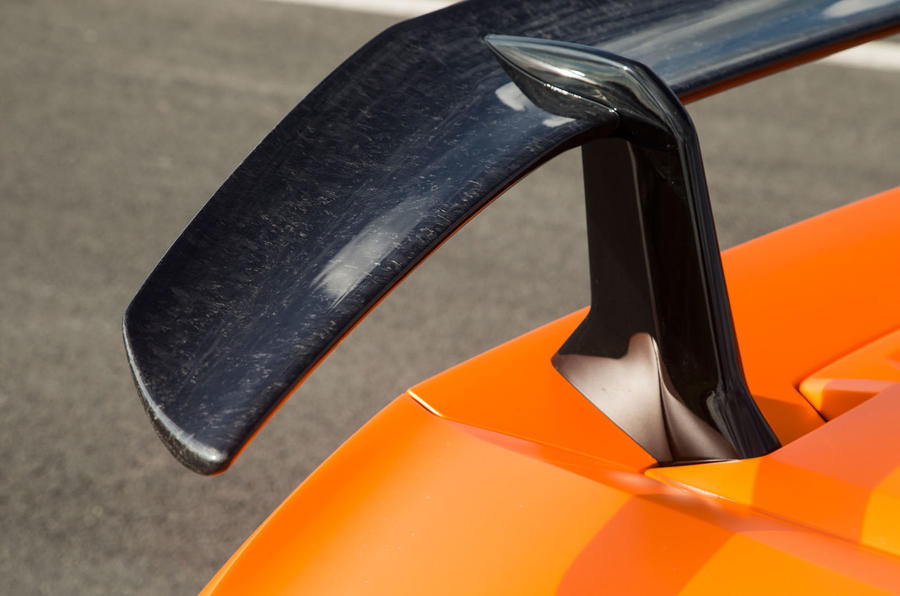Lamborghini Huracán Performante ALA wing
