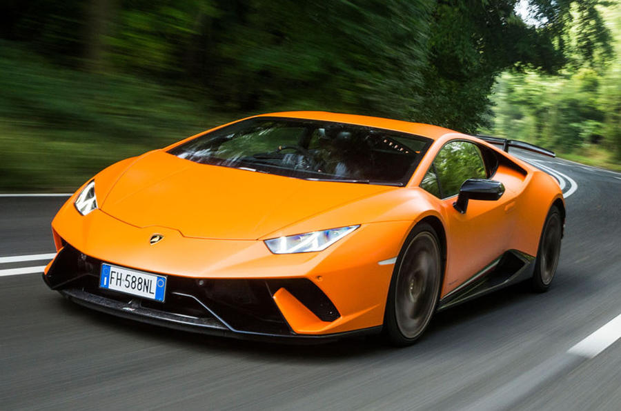 Lamborghini Huracan Performante Review 2019 Autocar