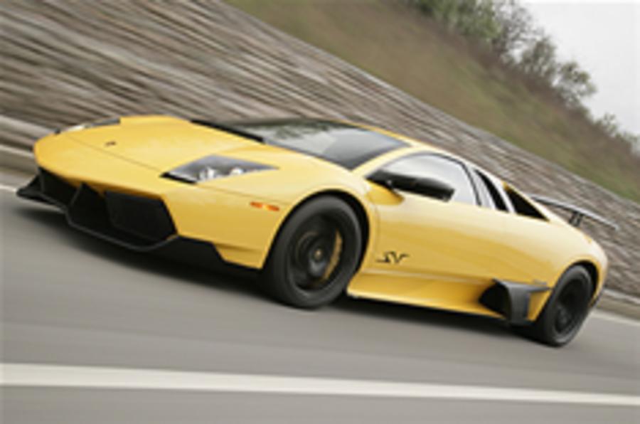 Lamborghini to cut CO2