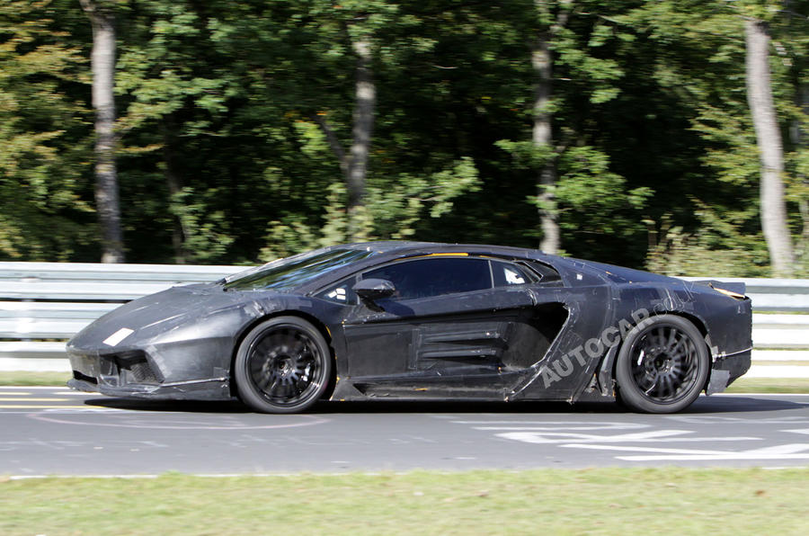 Lambo plots lightweight future