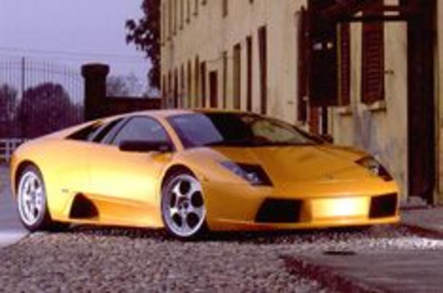Clutchless Lambos due in May