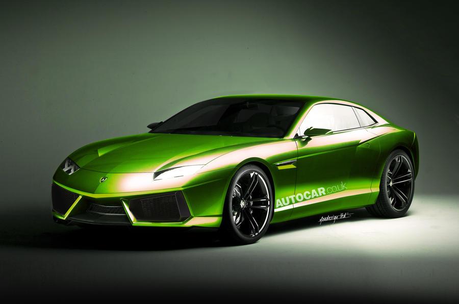Geneva Motor Show 2013 Lamborghini Readies Ferrari F12 Rival Autocar