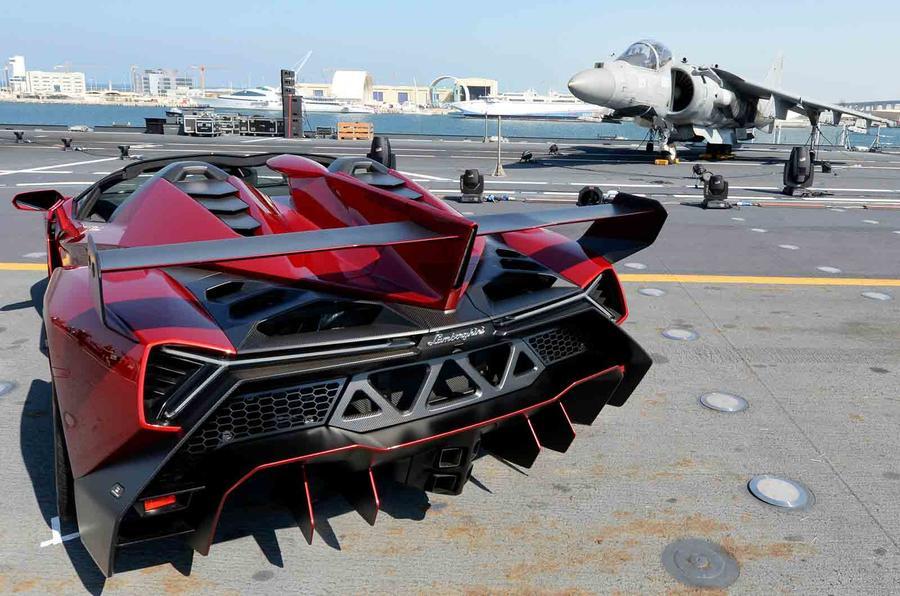 Lamborghini Veneno roadster , new pictures
