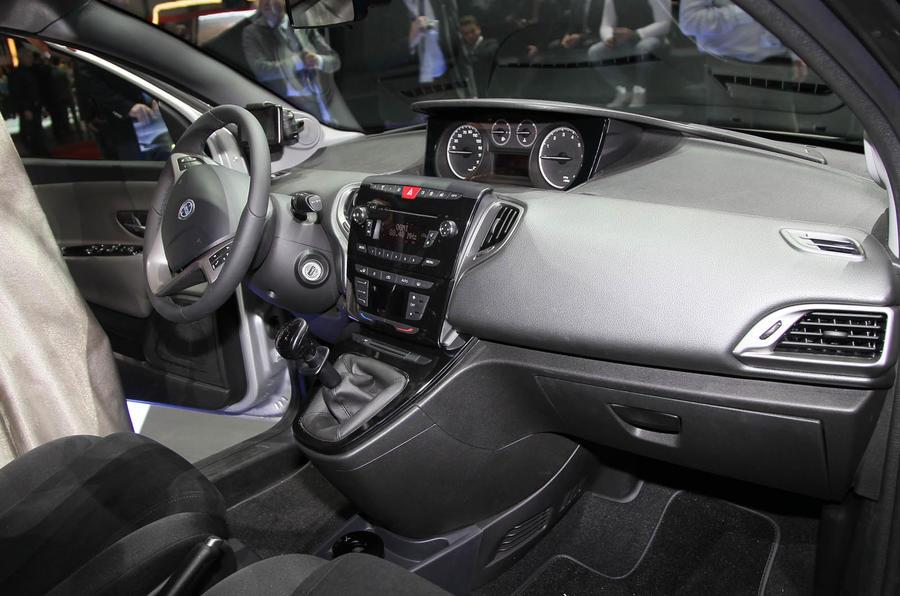 Geneva motor show: Lancia Ypsilon