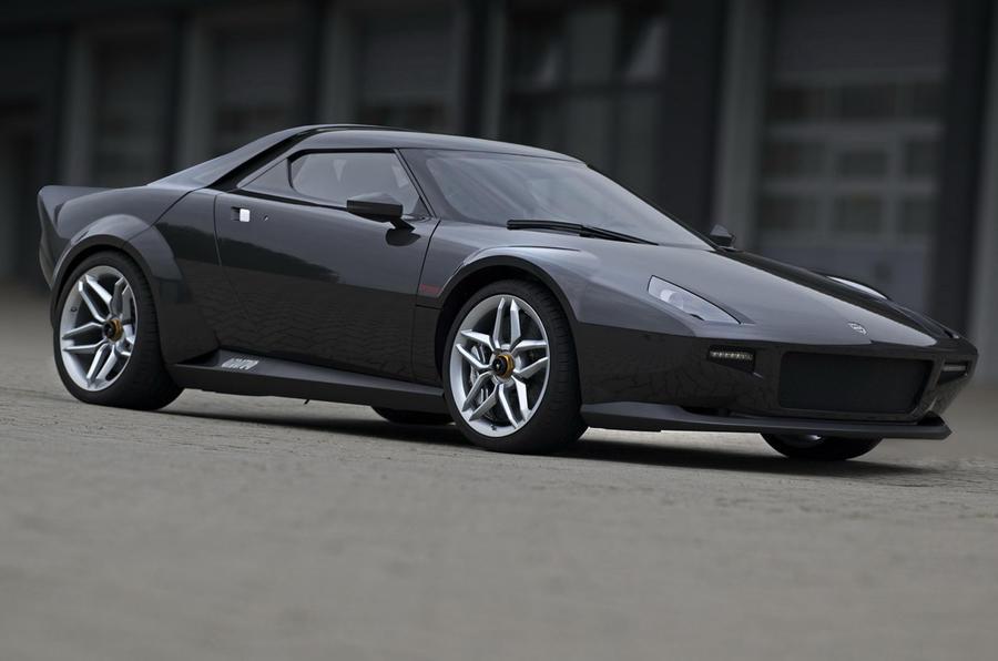 New Lancia Stratos Latest Pics Autocar