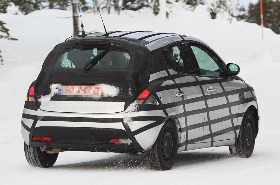 Geneva motor show: Chrysler Ypsilon