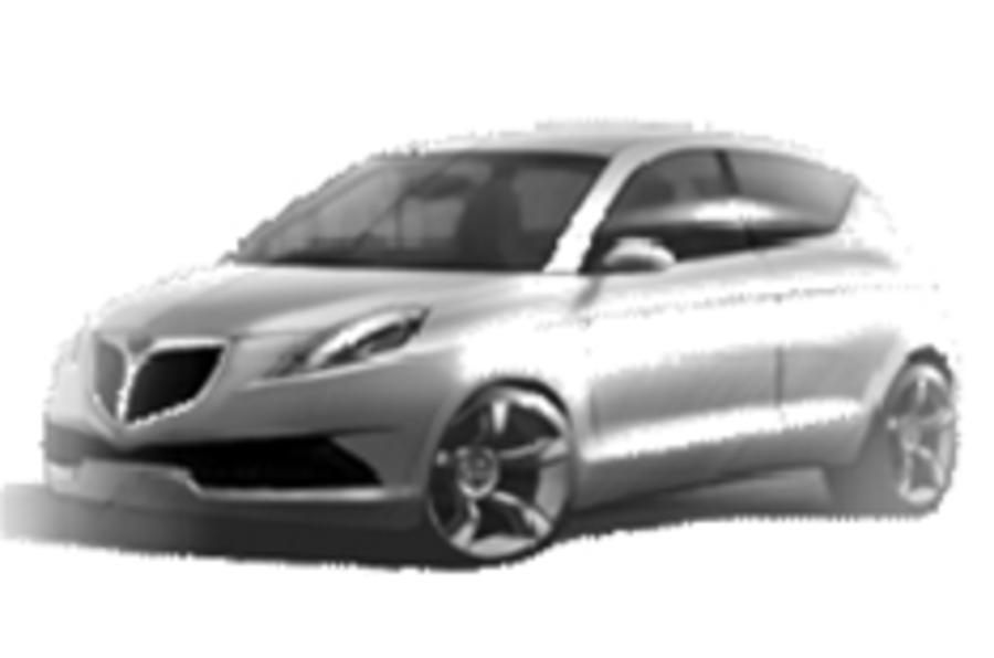 Next Lancia Ypsilon headed for the UK