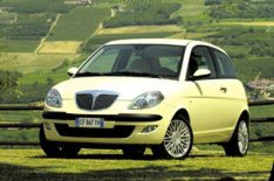 Lancia to make UK comeback