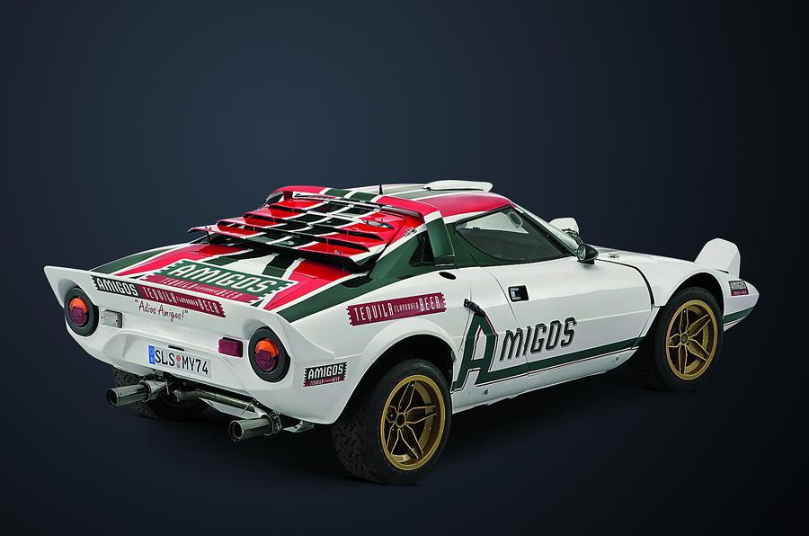 Picture special: Lancia Stratos | Autocar