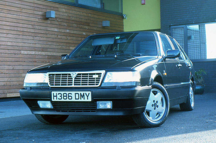 One that got away: Lancia Thema 8.32 | Autocar