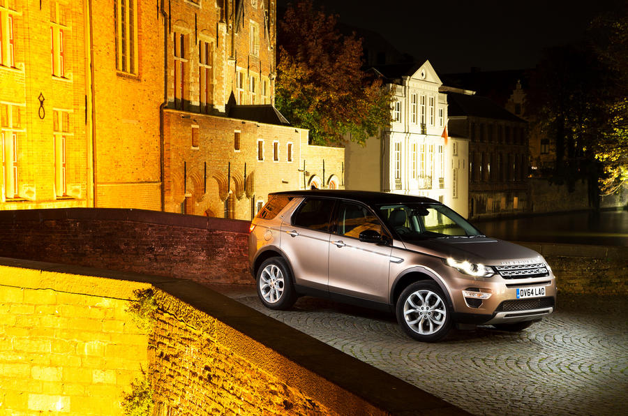 Land Rover Discovery Sport - when ordinary is special