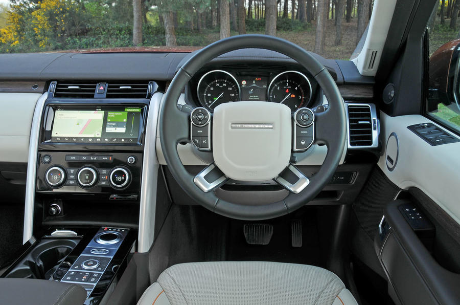 Good ... Discovery Interior; Land Rover Discovery Dashboard ... Great Ideas
