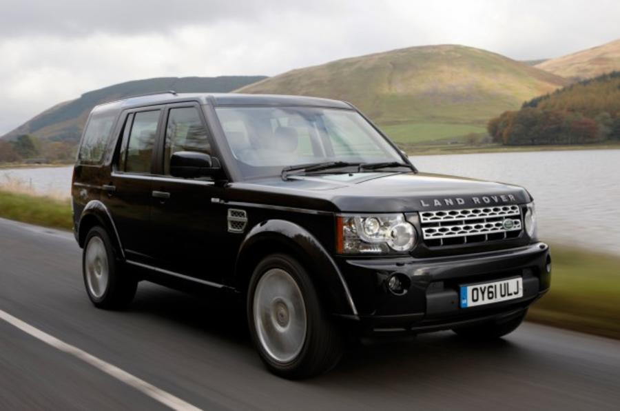 Best car deals: Kia Sorento, Land Rover Discovery, VW Touareg