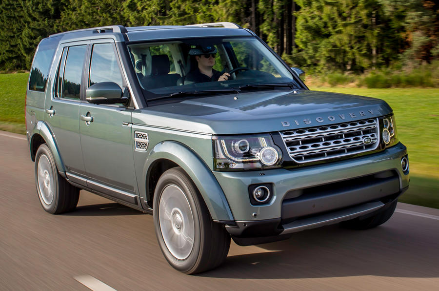 Land Rover Discovery Review (2016)