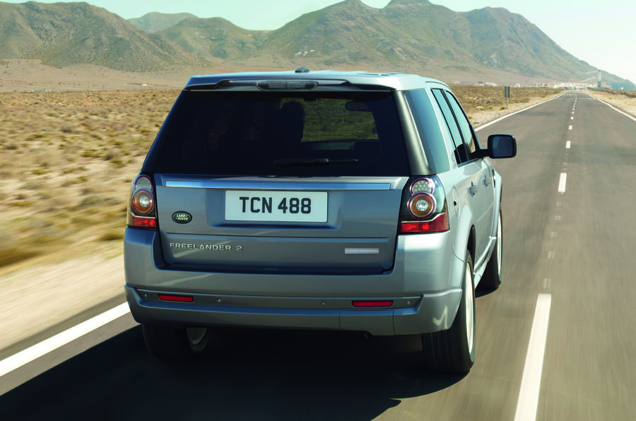 More luxury for updated Land Rover Freelander