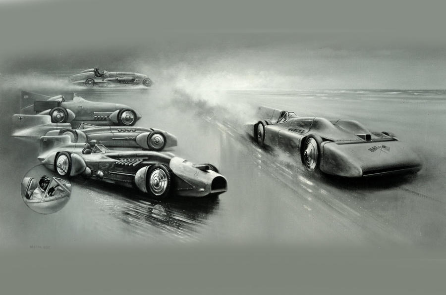 The history of speed - picture special