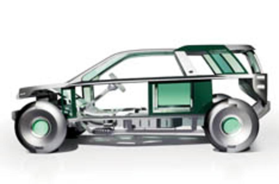 Sustaining Land Rover
