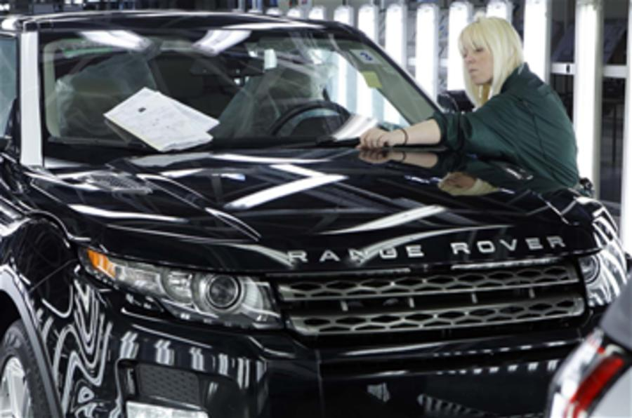 Jaguar Land Rover creates new jobs
