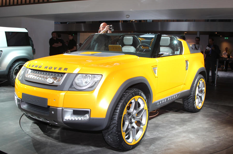 New Land Rover concepts - have your say