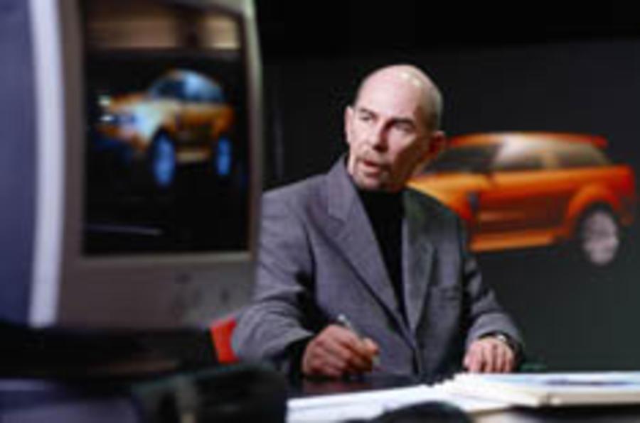 Freelander, Range Rover designer retires