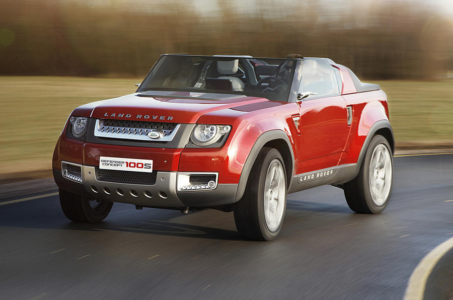 LR to build next Defender in India