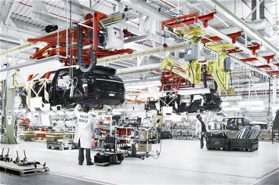 UK car manufacturing rises in February