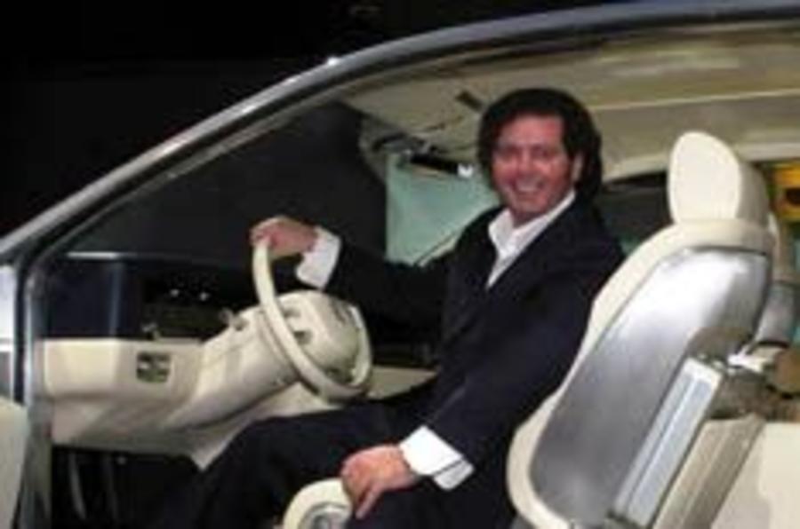 McGovern heads Land Rover design studio