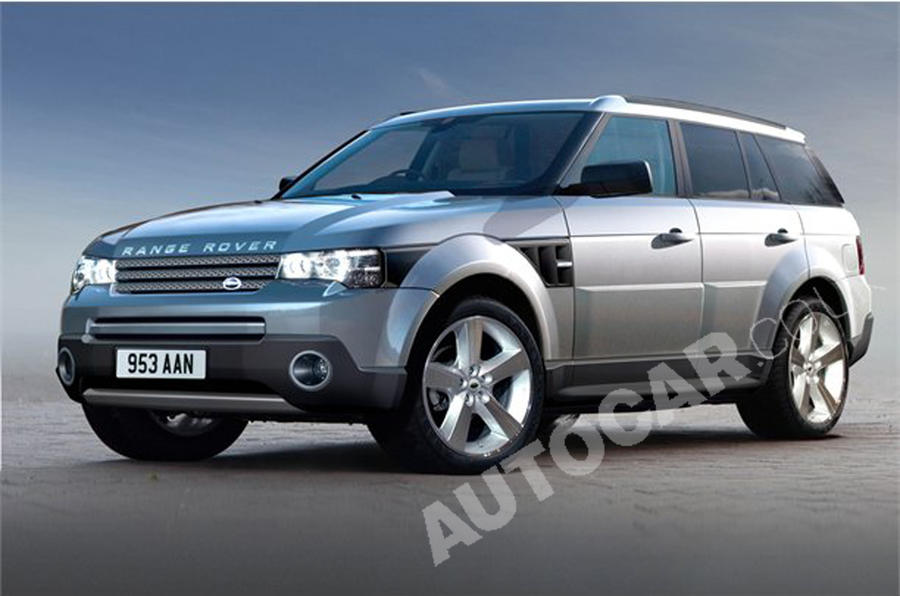 New Range Rover lightens up