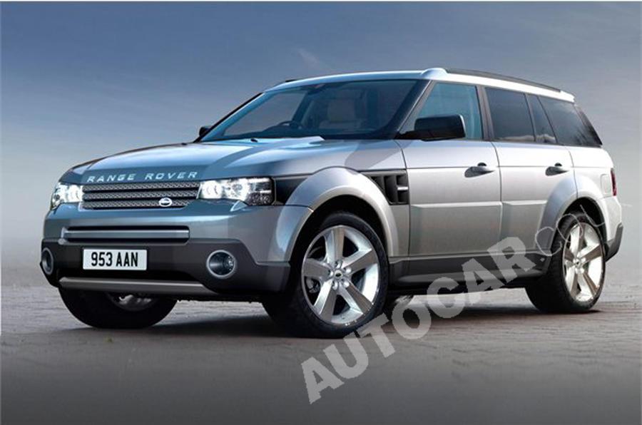 New Range Rover lightens up