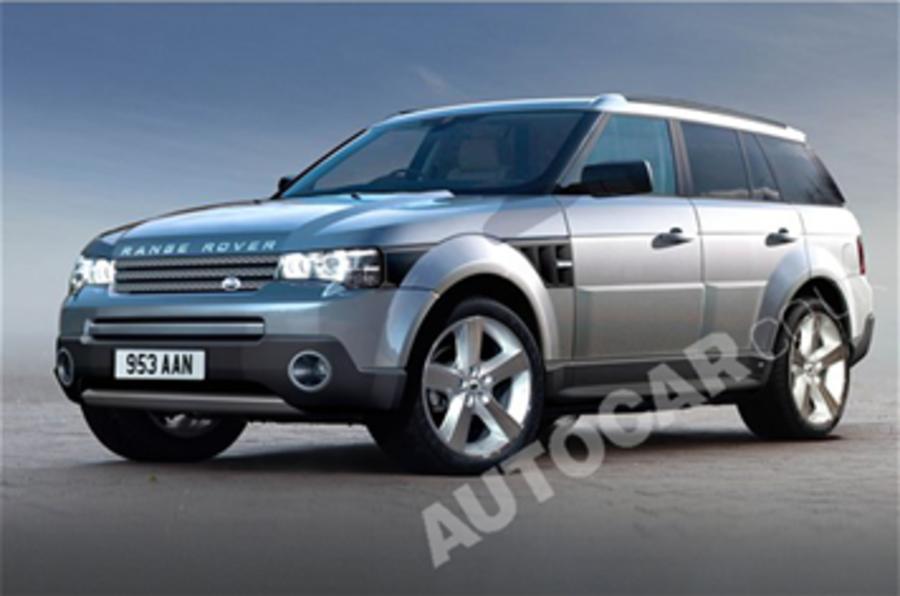 Range Rover Sport's hybrid push