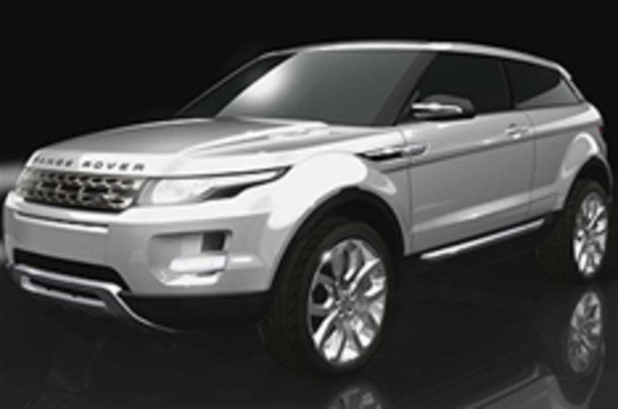 LRX to become a Range Rover