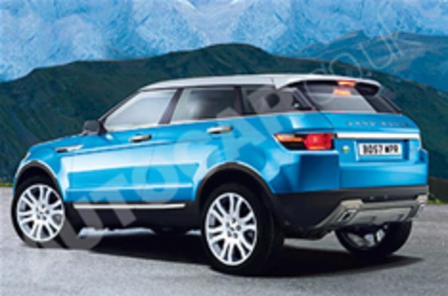 Land Rover LRX gets five doors