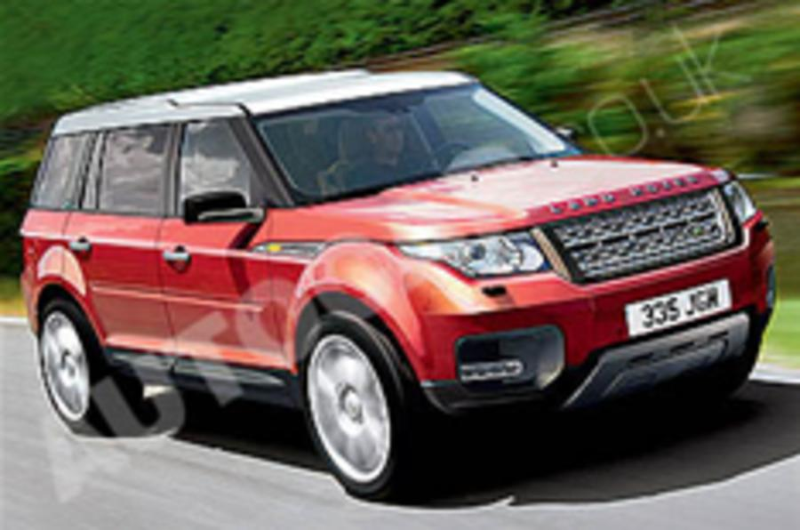 Exclusive: New Land Rover