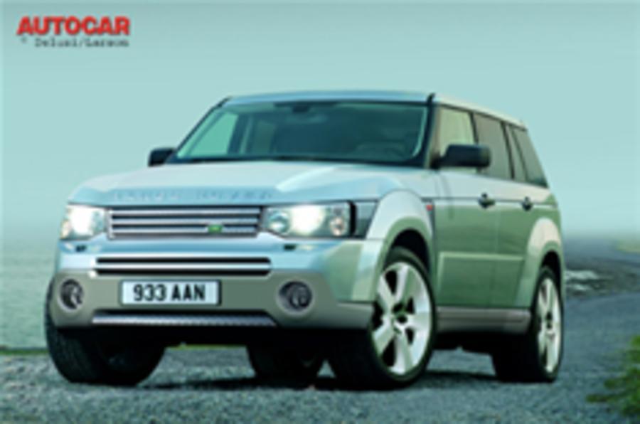 Next Range Rover to be lighter, sharper