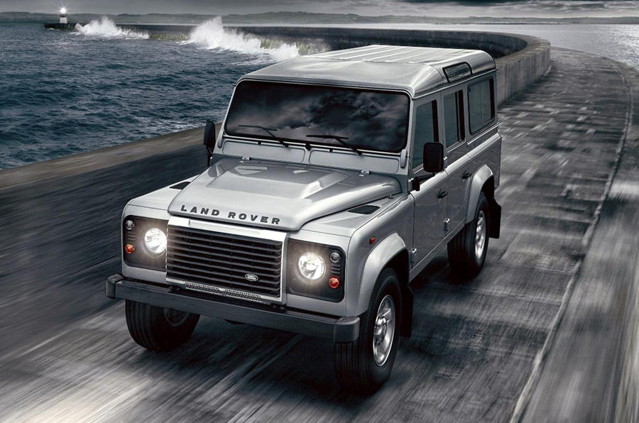New diesel engine for Defender