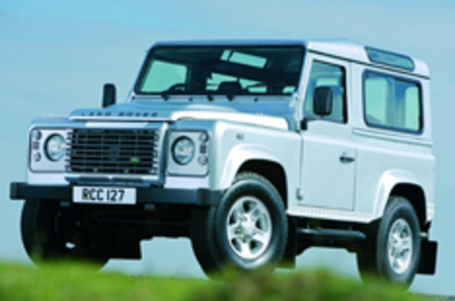 Defender tweaked for 21st century