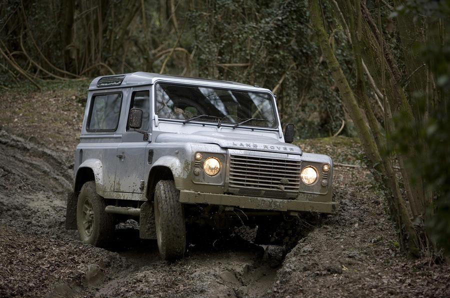 Land Rover sales rise again