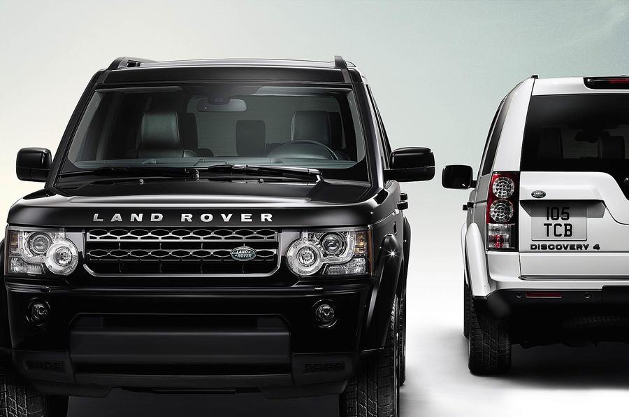 Land Rover's Disco specials